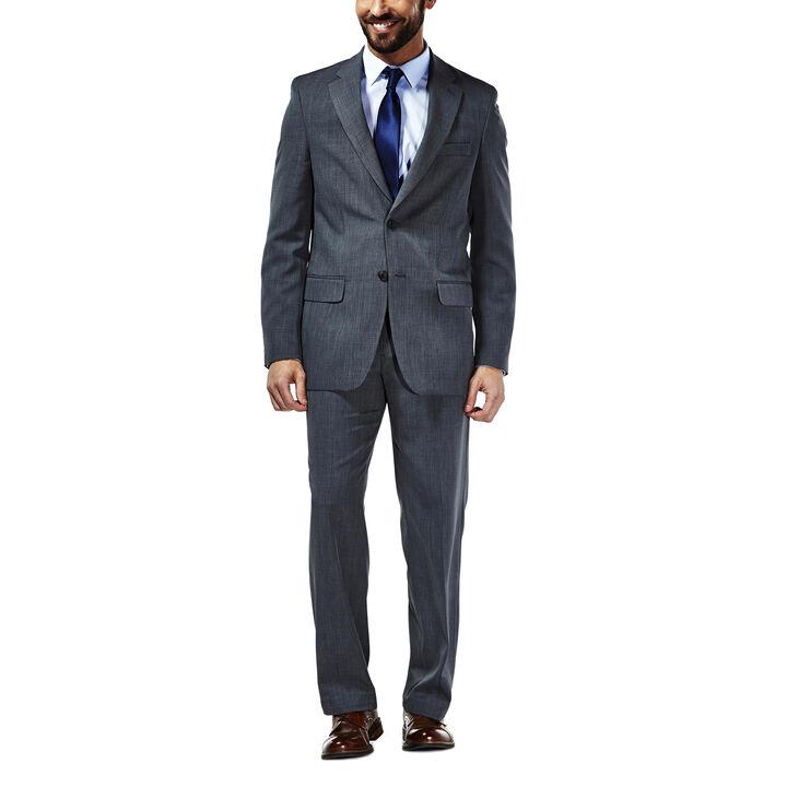 Travel Performance Suit Separates Jacket, Graphite, hi-res