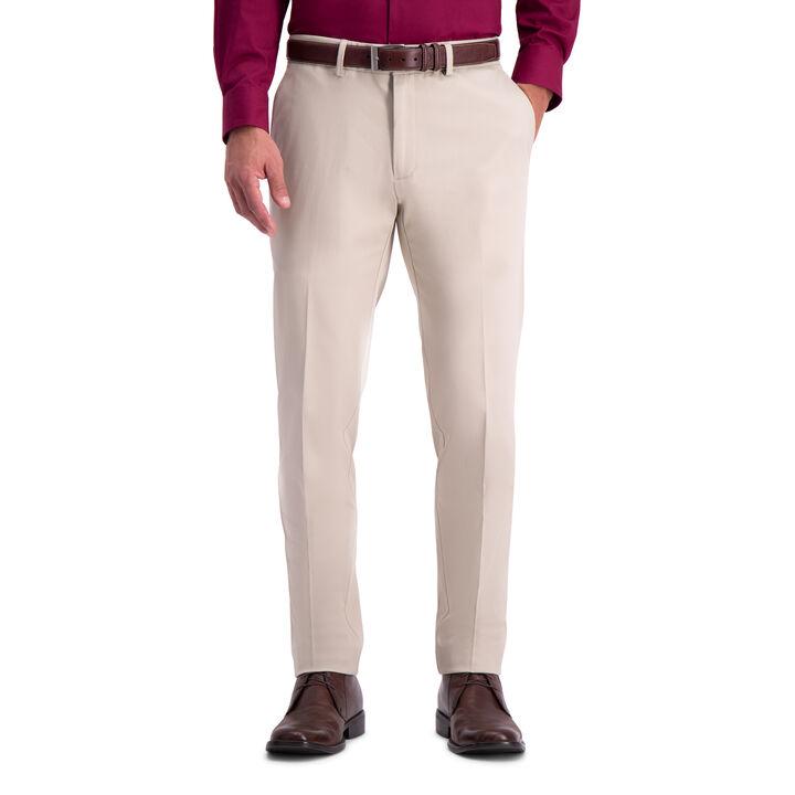 Premium No Iron Khaki Pant, Sand, hi-res