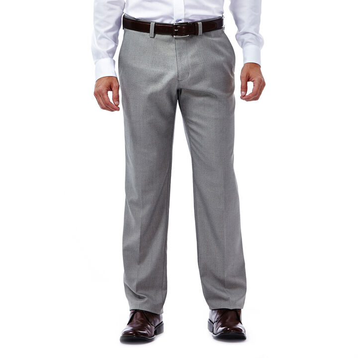 Performance Microfiber Slacks, Melange, , hi-res