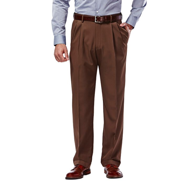 Mynx Gabardine Dress Pant, Oak, hi-res