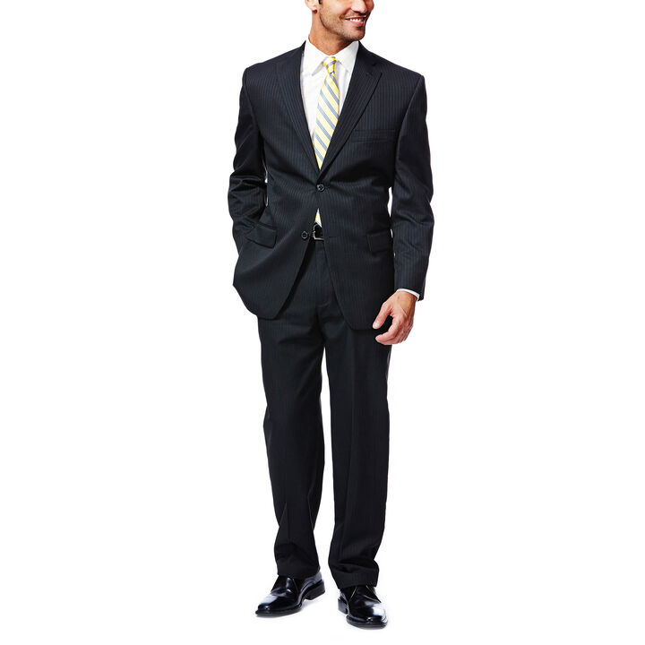 Suit Separates Jacket, Black, hi-res