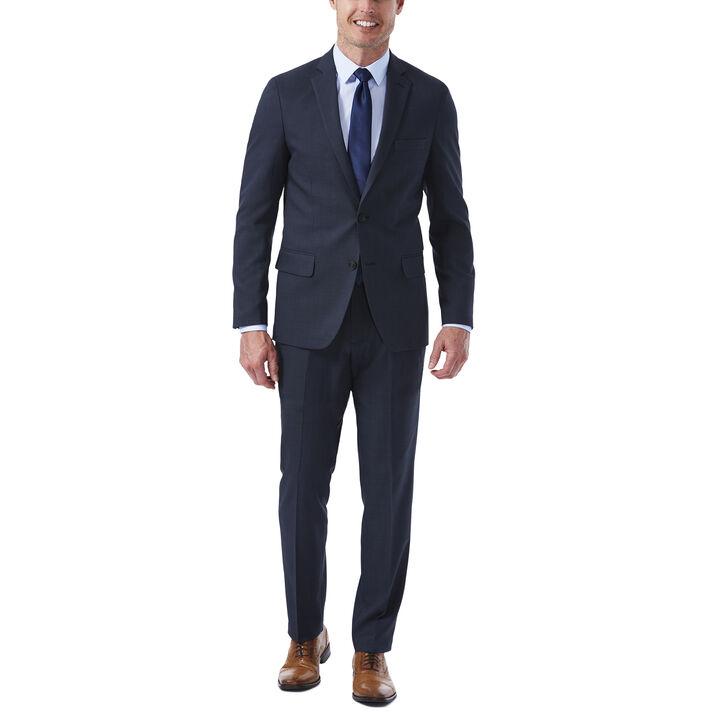 Travel Performance Suit Separates Jacket, DARK BLUE, hi-res