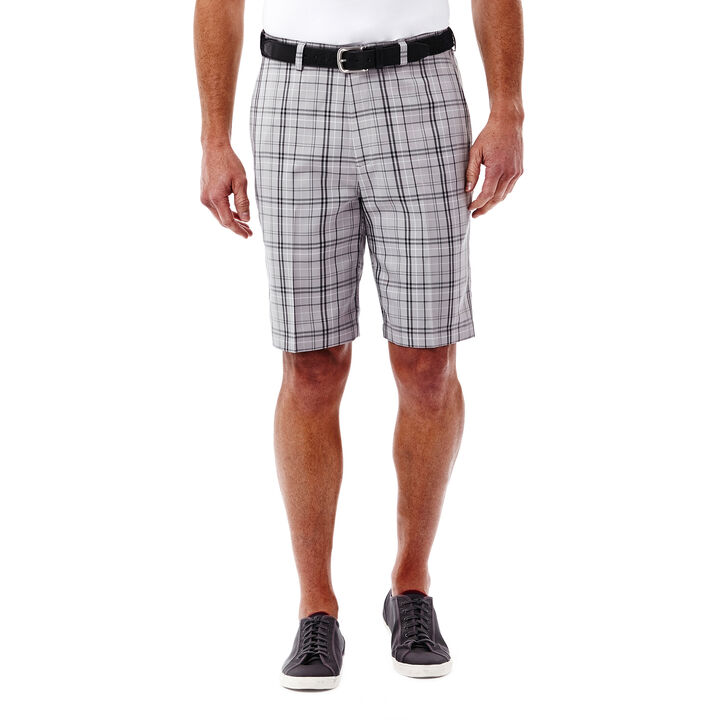 Cool 18 Windowpane Plaid Short, , hi-res