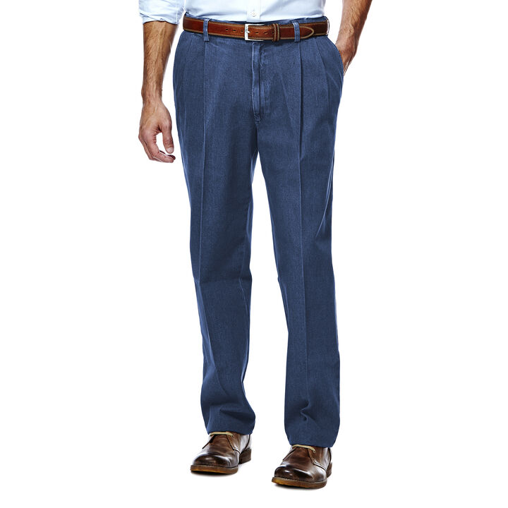 Work to Weekend® Denim, Lt Stonewash, hi-res