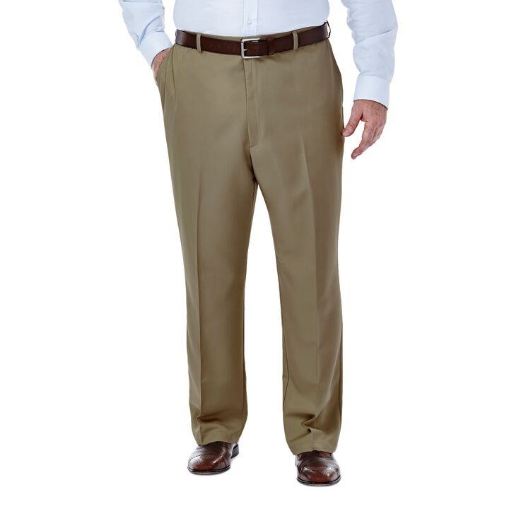 Big & Tall Cool 18® Pant, Taupe, hi-res