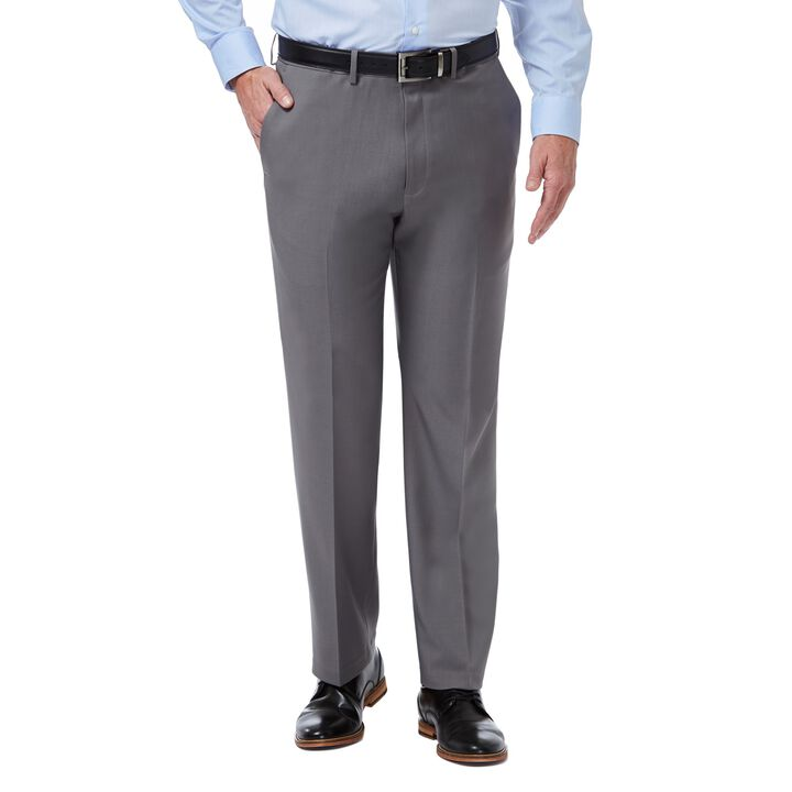 Premium Comfort Dress Pant, Medium Grey, hi-res