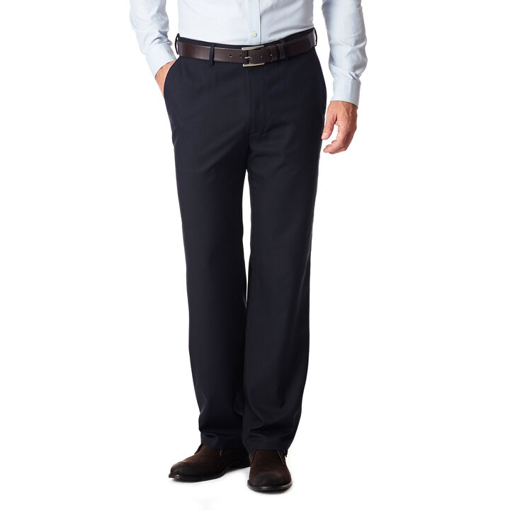 Gabardine Dress Pant, Navy, hi-res