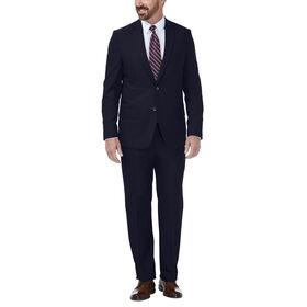 JM Haggar Dobby Suit Jacket, Navy