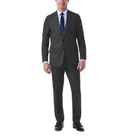 J.M. Haggar Premium Stretch Suit Jacket, Medium Grey