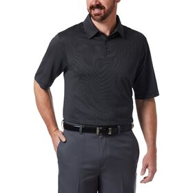 Cool 18® Dotted Polo, Black