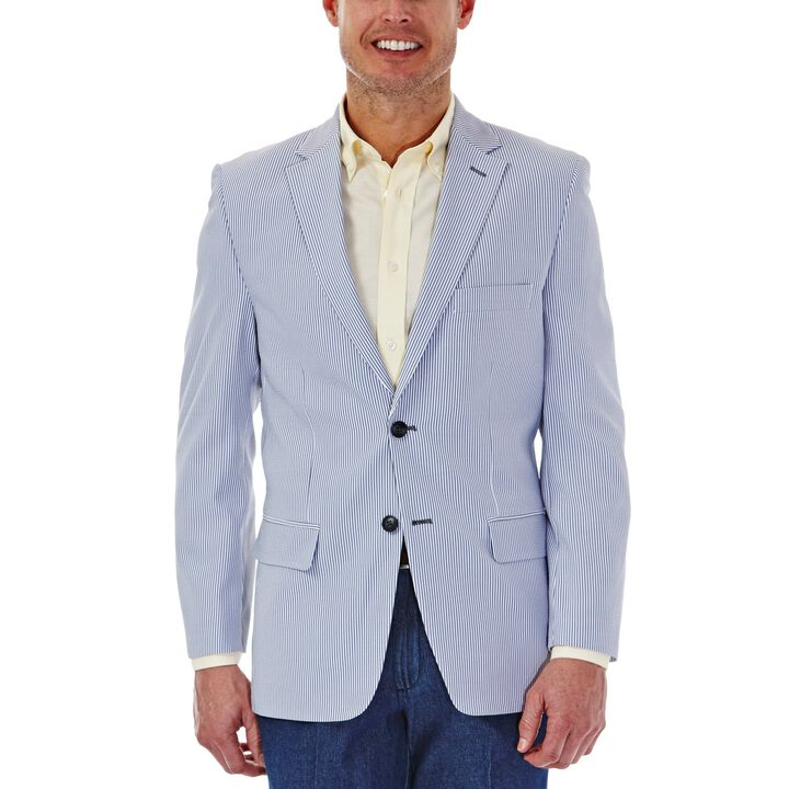 SeerSucker Sport Coat, , hi-res