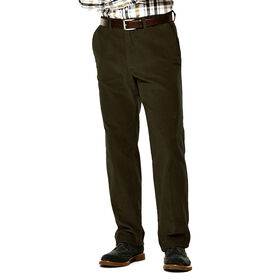 Work to Weekend Corduroy Pant, Olive