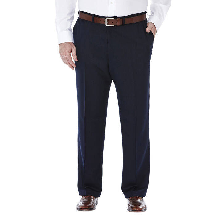 Big & Tall Cool 18® Pant, Navy, hi-res