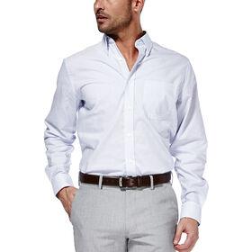 Stripe Oxford Dress Shirt, Navy