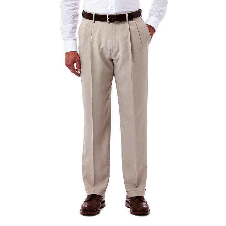 E-CLO™ Stria Dress Pant, Stone, hi-res