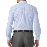 Tattersal Stripe Shirt, Light Blue 2