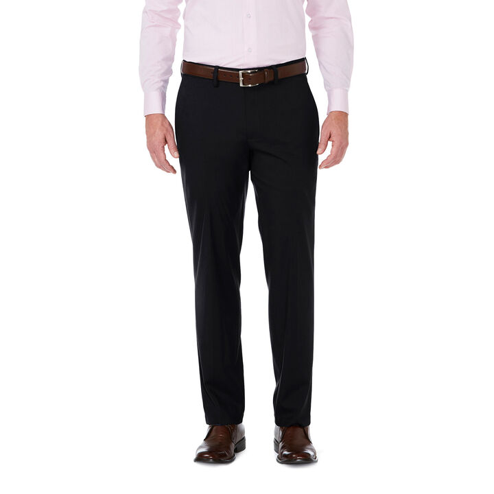 J.M. Haggar Premium Stretch Shadow Check Suit Pant, , hi-res