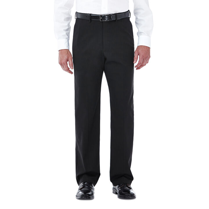 Big & Tall Premium Stretch Solid Dress Pant, , hi-res