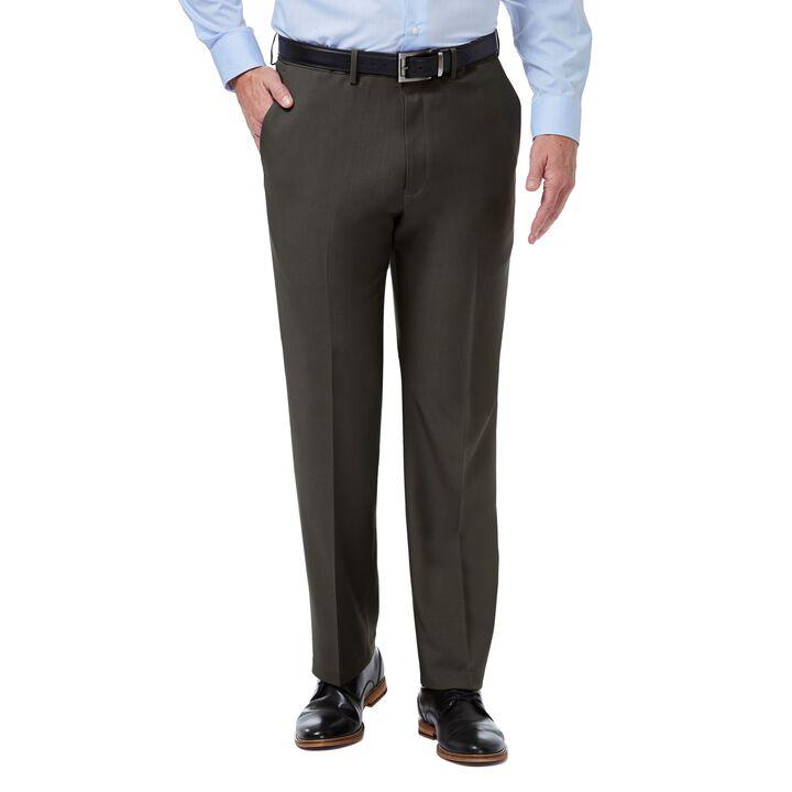 Premium Comfort Dress Pant, Black / Charcoal, hi-res