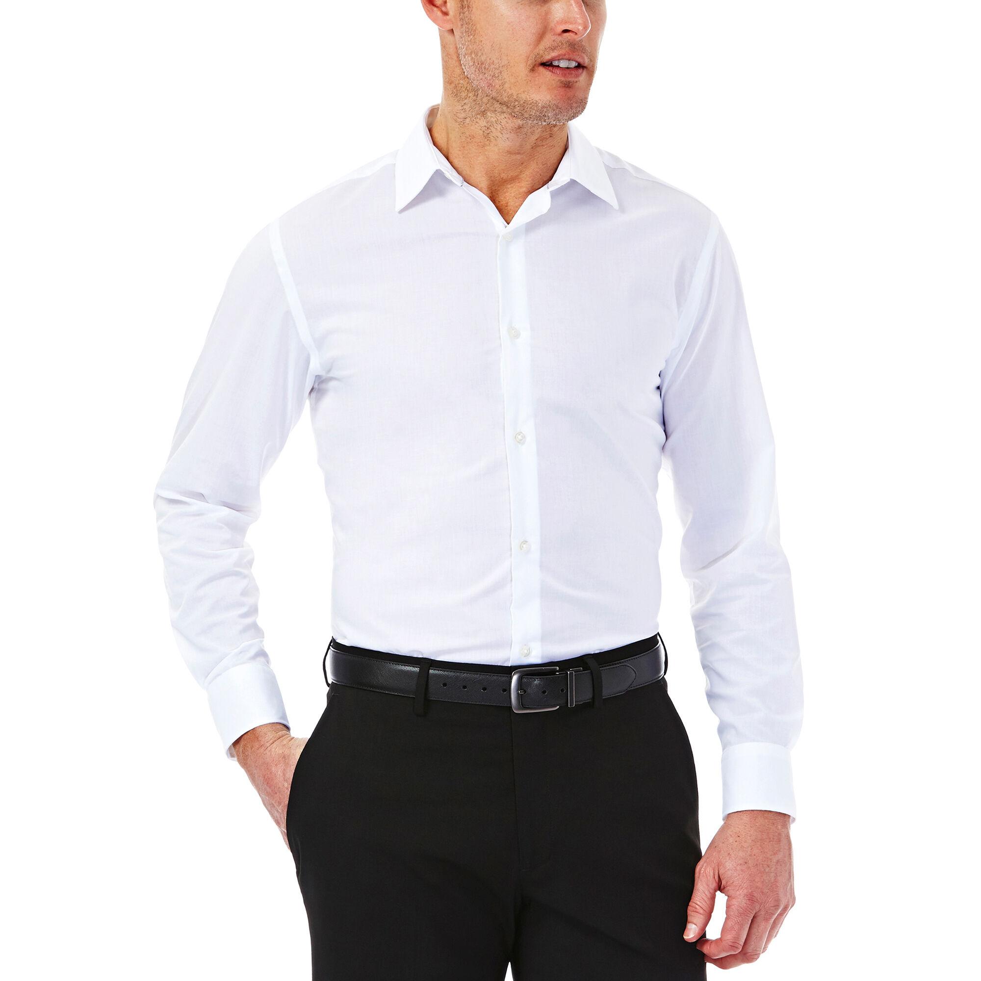 Solid Oxford Dress Shirt