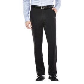 Tonal Stripe Dress Pant, Black