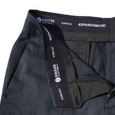 Expandomatic Stretch Heather Dress Pant, Navy, hi-res 4