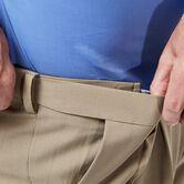 Premium Comfort Dress Pant, Khaki, hi-res 5