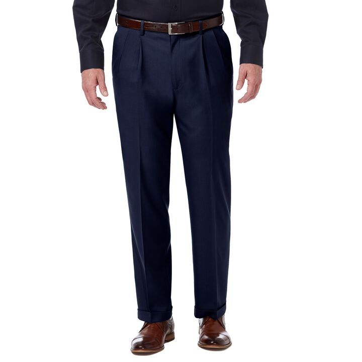 Premium Comfort Dress Pant, Blue, hi-res