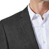 Multi Check Sport Coat, Black / Charcoal, hi-res 4
