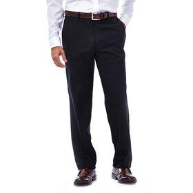 E-CLO™ Stretch Slack - Herringbone Stripe , Black