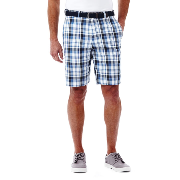 Cool 18® Large Plaid Short, , hi-res