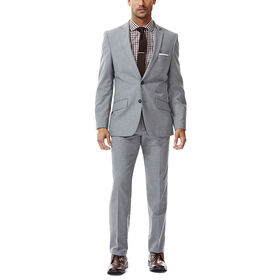 Suit Separates Jacket, Light Grey