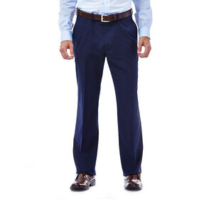 Traveler Twill Stripe Slacks, Blue