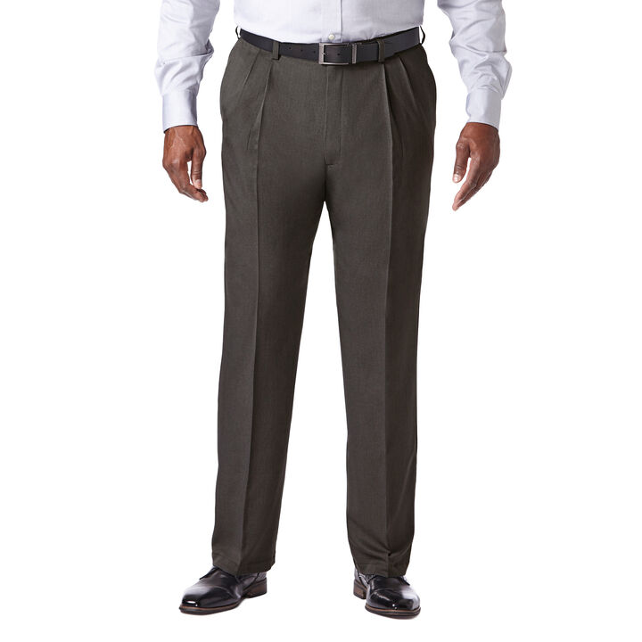 Big & Tall Cool 18® Pro Heather Pant, Charcoal Heather, hi-res
