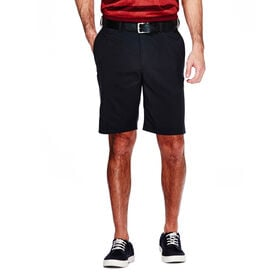 Cool 18® Oxford Short, Black