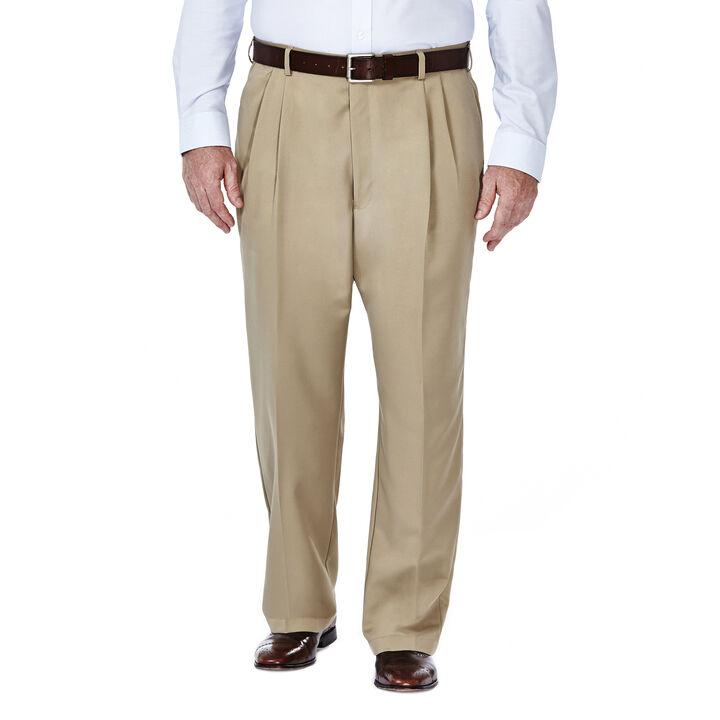 BIG & TALL Cool 18 Pant, Khaki, hi-res