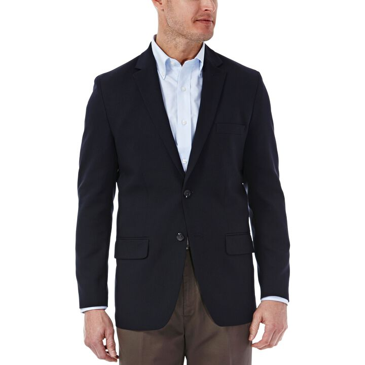 Haggar InMotion Blazer, Midnight, hi-res