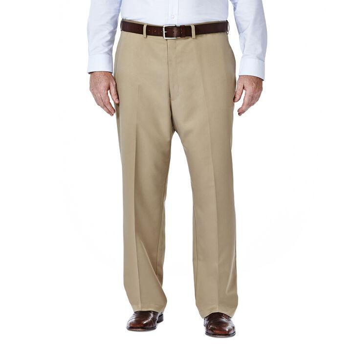 Big & Tall Cool 18® Pant, British Khaki, hi-res
