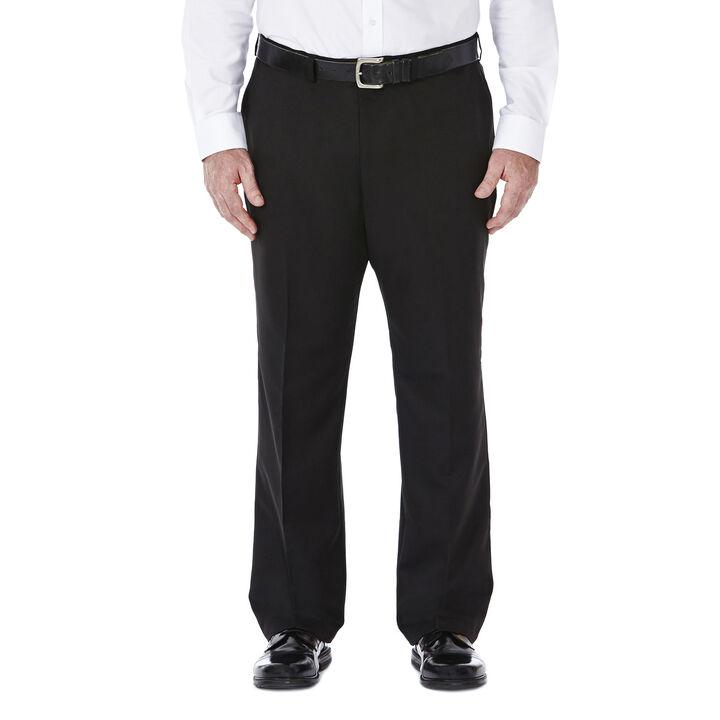 Big & Tall Cool 18® Pant, Black / Charcoal, hi-res