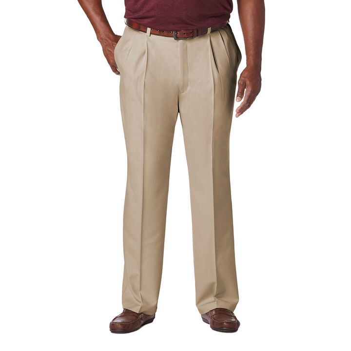 Big & Tall Cool 18® Pro Pant, Khaki, hi-res