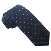 Wool Blend Dot Tie, , hi-res 2