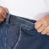 Big & Tall Stretch Denim Trouser, , hi-res 4
