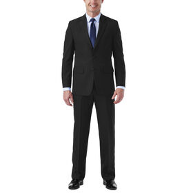 Travel Performance Suit Separates Jacket, EBONY