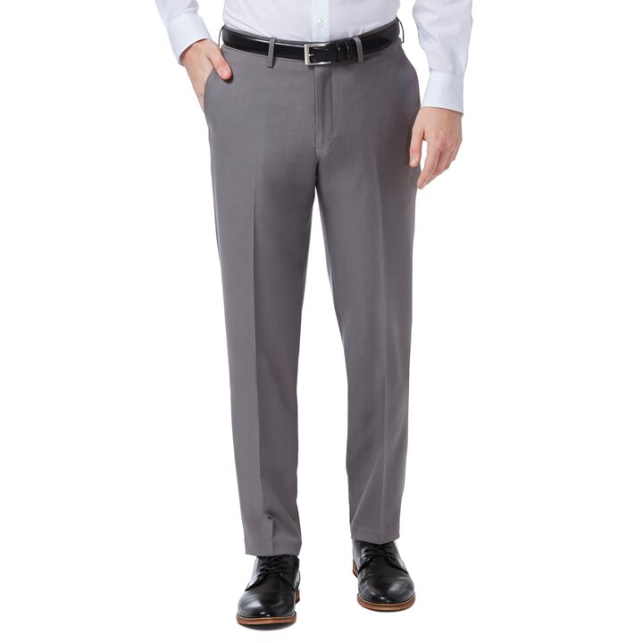 Premium Comfort Dress Pant, Grey, hi-res