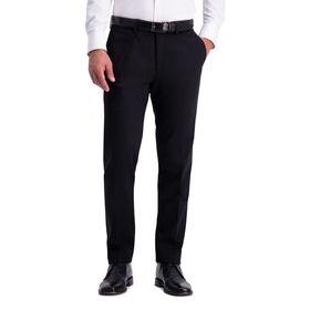 Premium No Iron Khaki Pant, Black