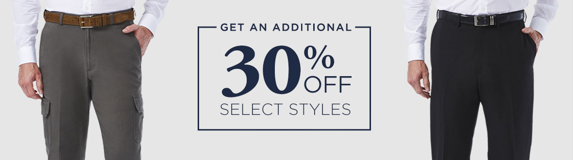 Select Styles Banner