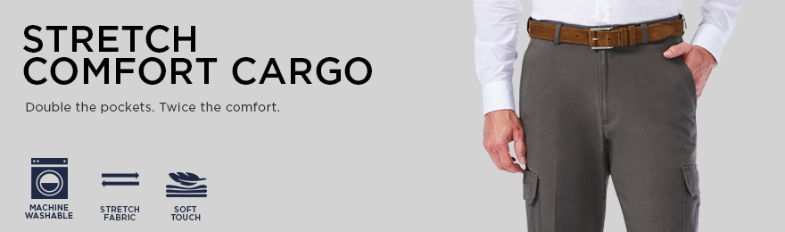 Comfort Cargo Collection Banner