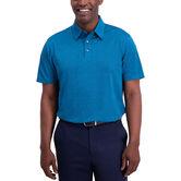 Dot Button Down Shirt, Aspen Blue 1