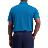 Dot Button Down Shirt, Aspen Blue 2