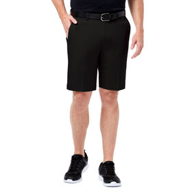 Premium No Iron Khaki Short, Black